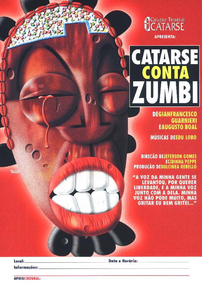 Cartaz Zumbi