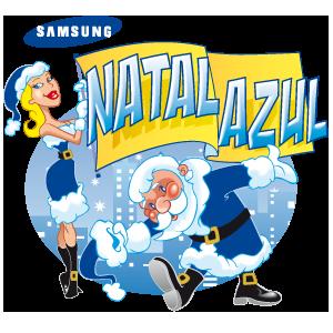 Natal Azul by waltertierno