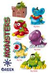 Monstros