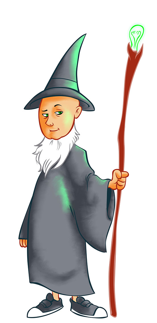 Walter Gandalf by waltertierno