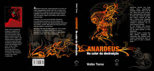 Anardeus No Calor Da Destruicao Capaaberta by waltertierno