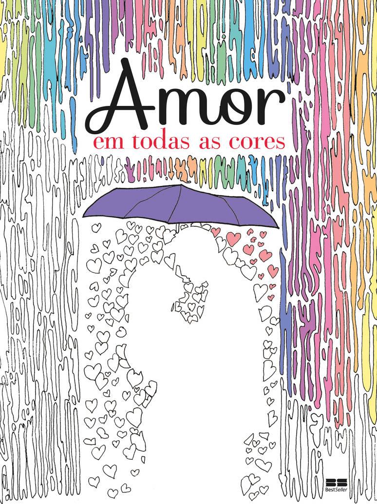 Capa frente - Amor em todas as cores by waltertierno