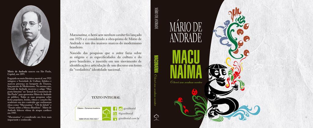 Macunairma by waltertierno