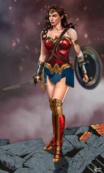 Gal Gadot Wonder Woman 2015