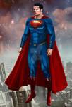 Henry Cavill-Superman 2015