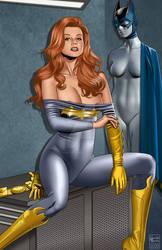 Ann Margret as Batgirl