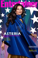Lynda Carter As Asteria WW84