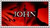 John Matthew Stamp by Eriphar