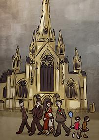 Old Salford by Jo Blakeley by pickledjo