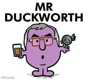 Jack Duckworth Mr Man Corrie