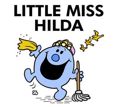 Little miss Hilda Corrie