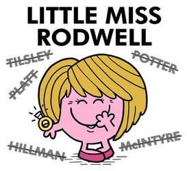Little Miss Platt Rodwell Corrie Gail