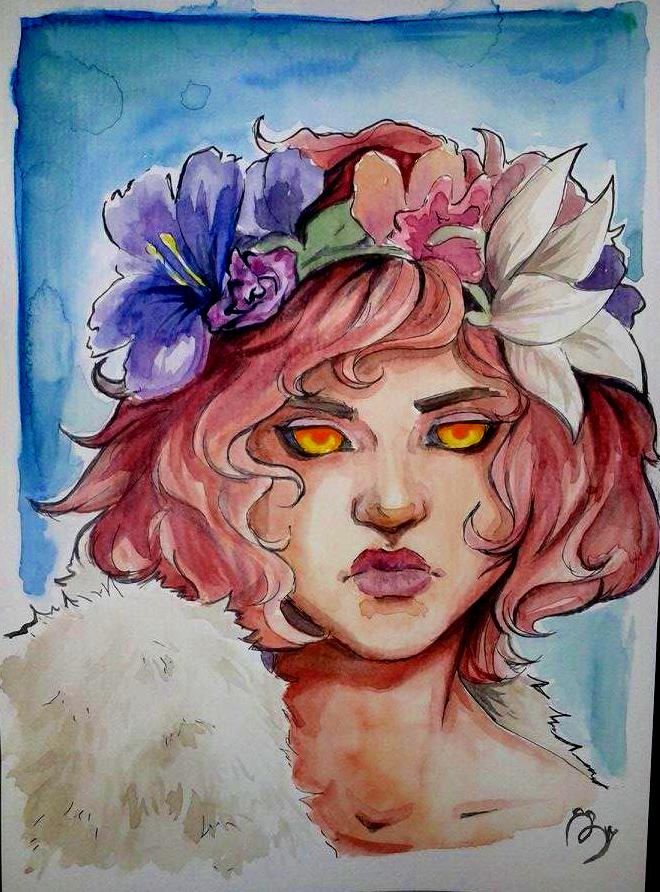 Lion Princess by Rebcebab