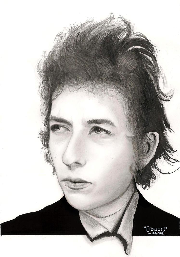 Bob Dylan by TpncT