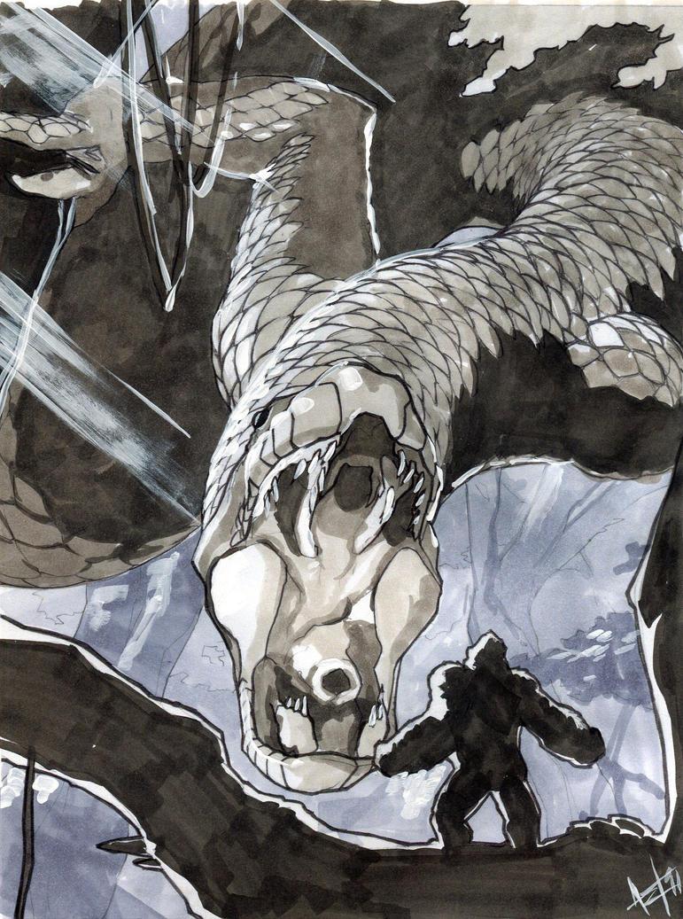 the ultimate predator by dicemanart on DeviantArt