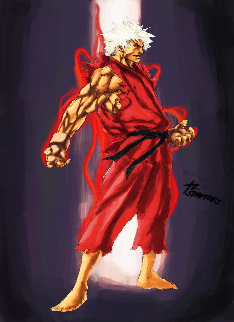 Badass Ken by stryfers