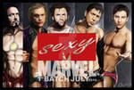 Sexy Marvel - Fan ART