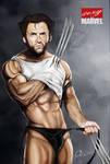 Sexy Marvel - Wolverine
