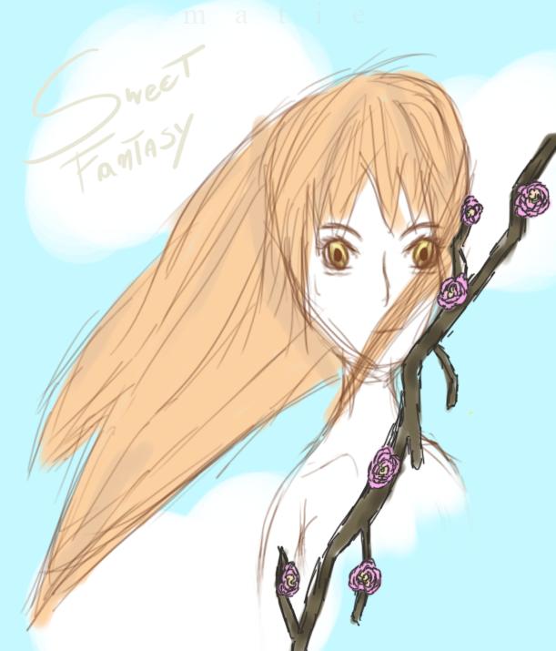 sweet sweet fantasy baaaaaaaaaaabeee ~ by HarajukuNoMatie