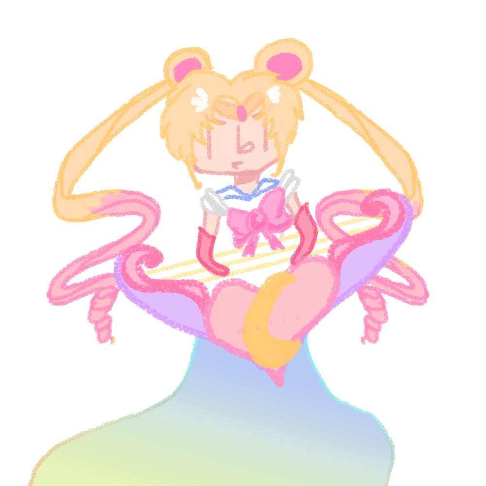 Sailor Sona by HarajukuNoMatie