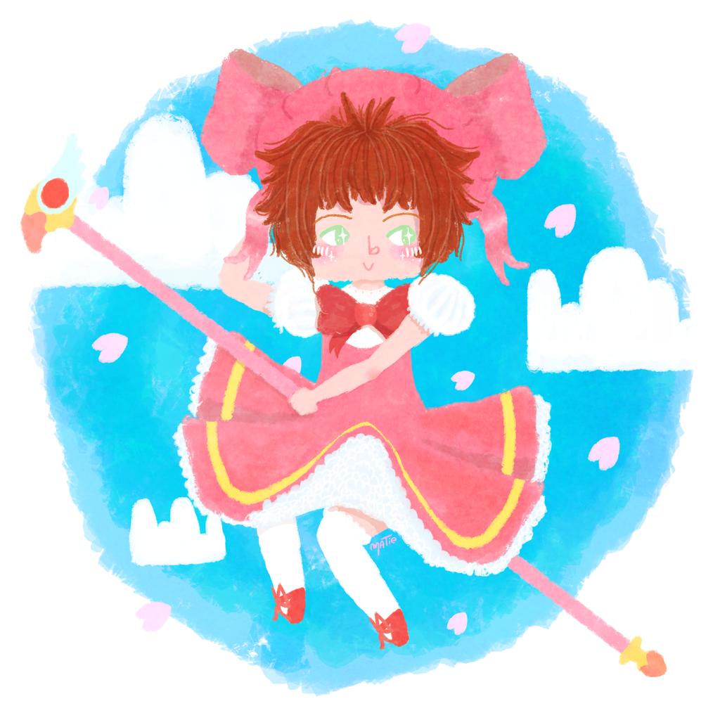 Card Captor Sakura //~ by HarajukuNoMatie