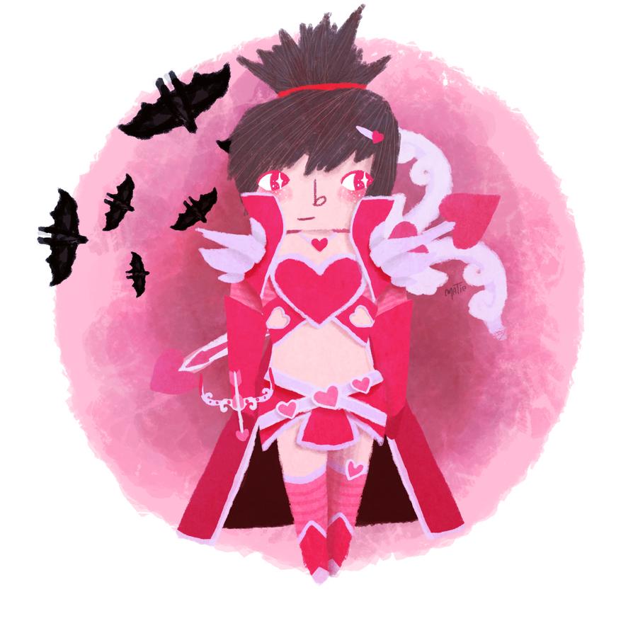 Heartseeker Vayne ~ s2 by HarajukuNoMatie