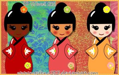Pretty Young Girls by MrsFena313