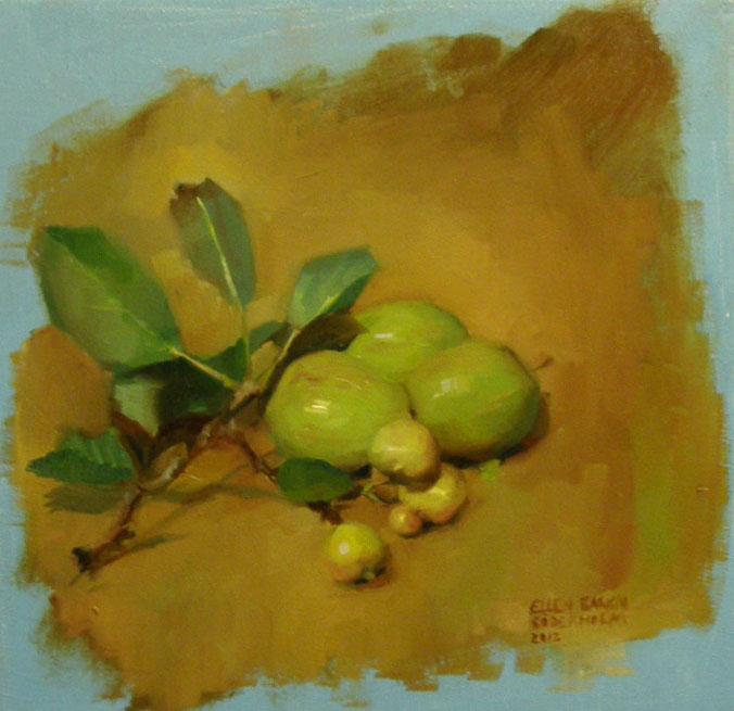 Apples by EllenBarkin