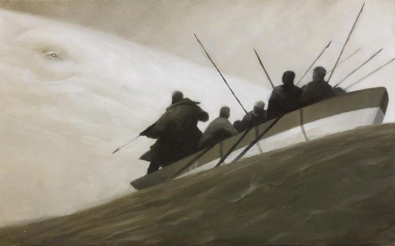 The Captain by EllenBarkin