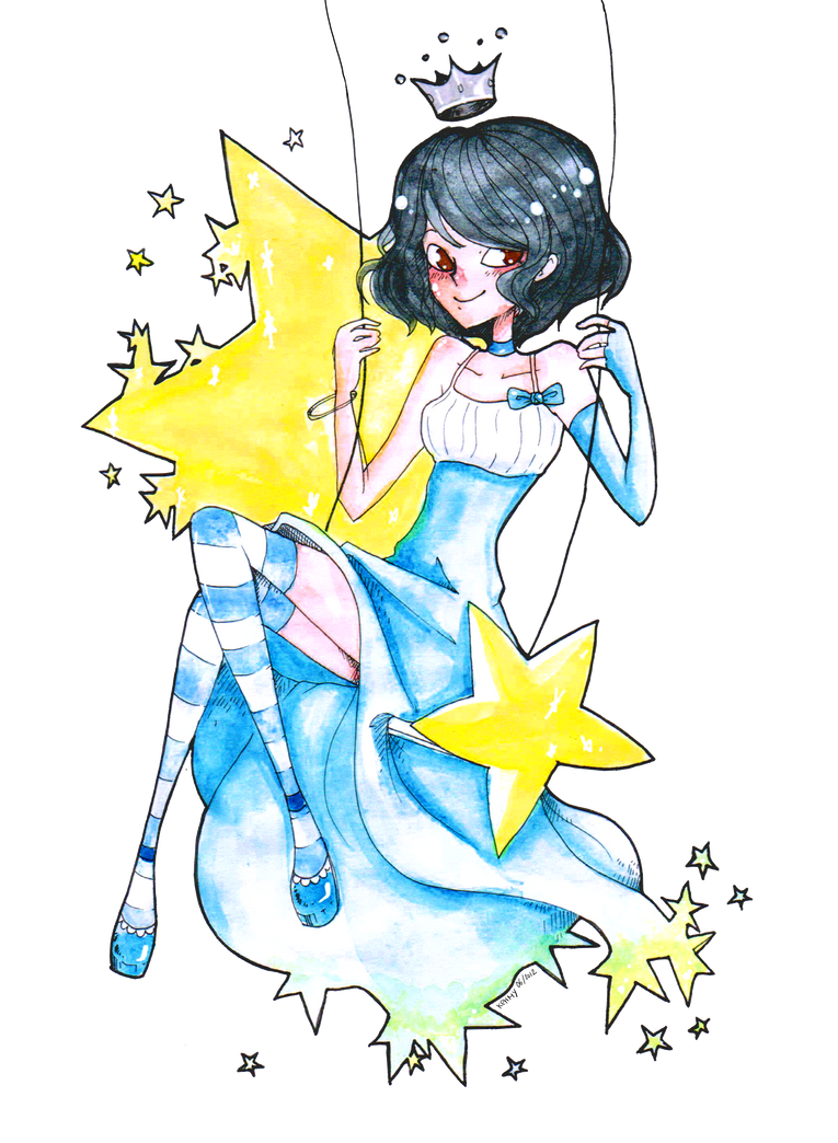 Twinkle little Star by Kehmy
