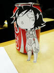 Paper Child: Akibot