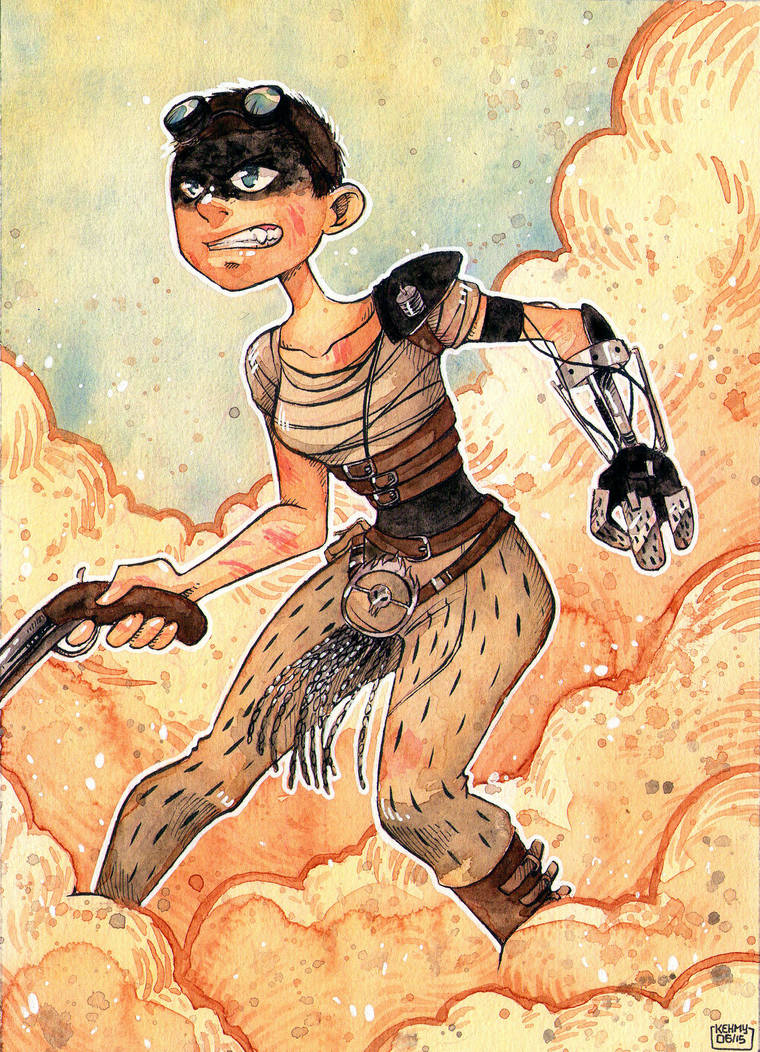 Furiosa by Kehmy