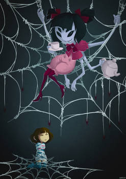 Muffet and Frisk