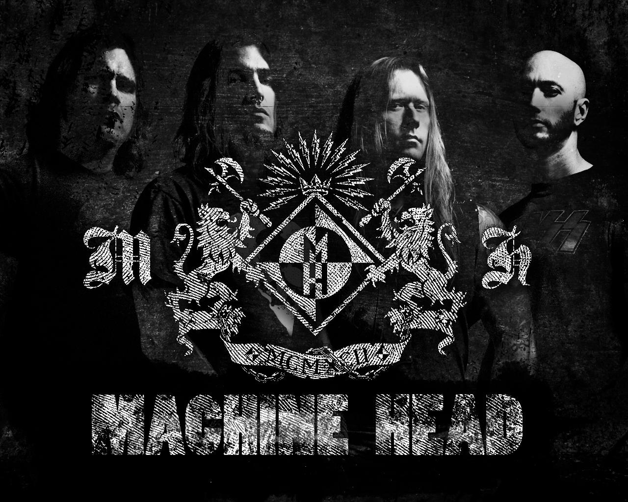 machine headf