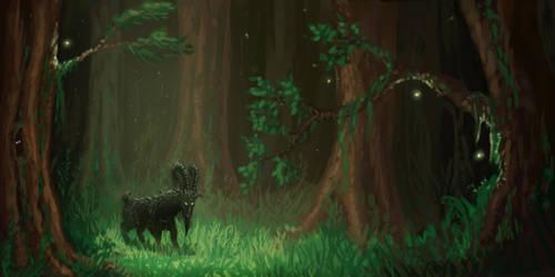 Black Goat by DaShadeE
