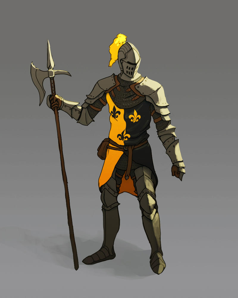Knight Concept by DaShadeE