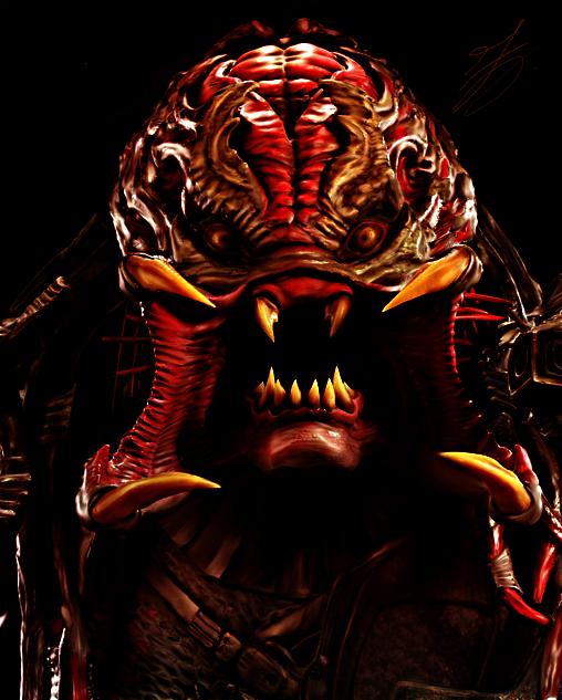 The Predator, my new beginning ... by Zak-Shark