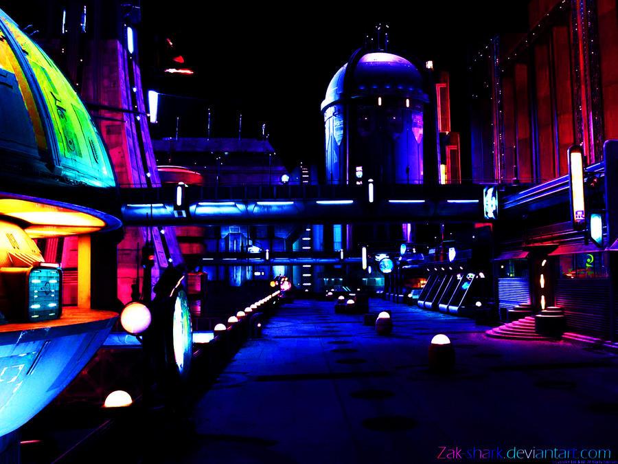 Urban Futur Multicolor by Zak-Shark