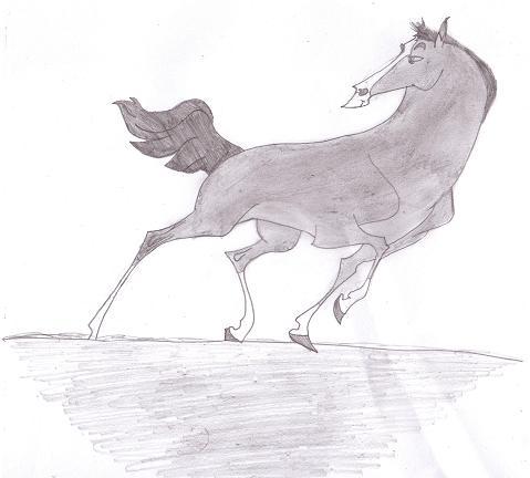 mulan s horse by perfectpureblood on deviantart
