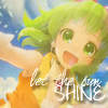 Gumi Icon- let the sun SHINE by xMichelleh
