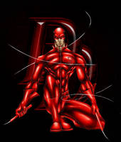 THE DAREDEVIL by drock03