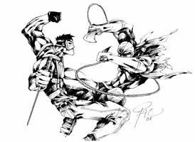 TALIM VS. ANG MANANABAS by drock03