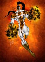 Commish 20: Adam Bomb by drock03
