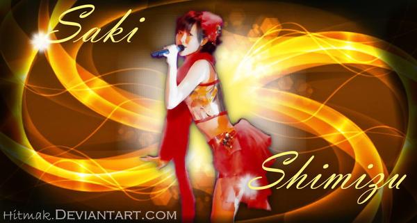 Saki shimizu by hitmak