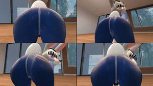 Judy Hopps's Booty