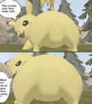 Pikachu wants to Sit