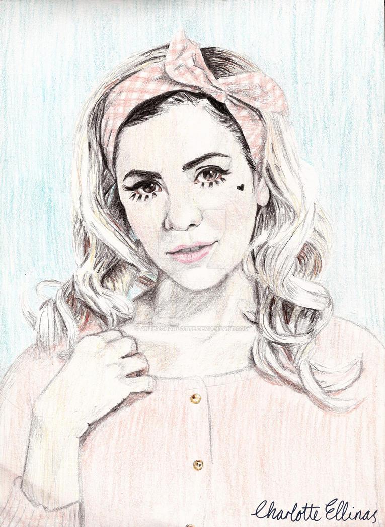 Primadonna Girl by ArtbyCharlotte