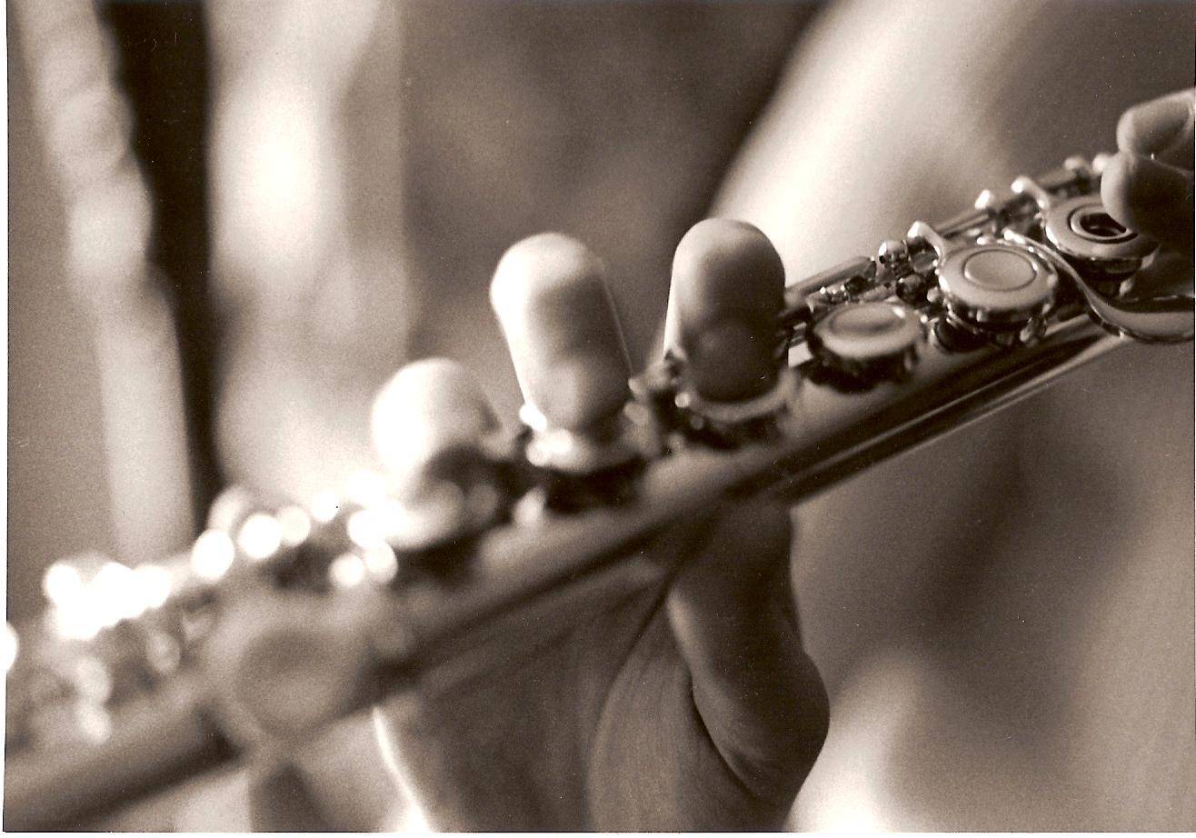 Flute Player III