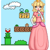 Princess Peach by Orange-Bubbles