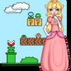 Princess Peach by Orange-Bubbles